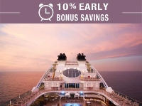 seabourn early bonus savings